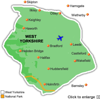 Country Cottage Holidays and Tourist Attractions in Wetherby